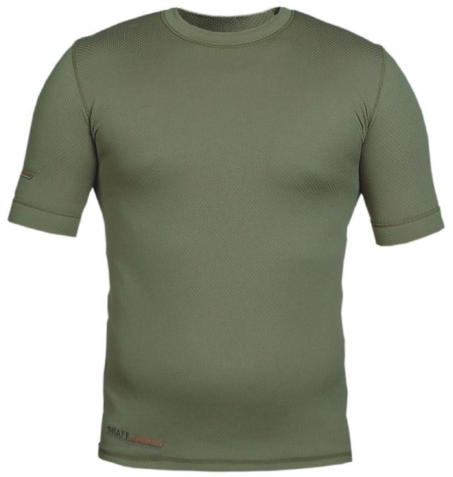 4fcb54bd12f433 Koszulka krótki rękaw 903 DUO SKIN 300- kolor: Oliwka